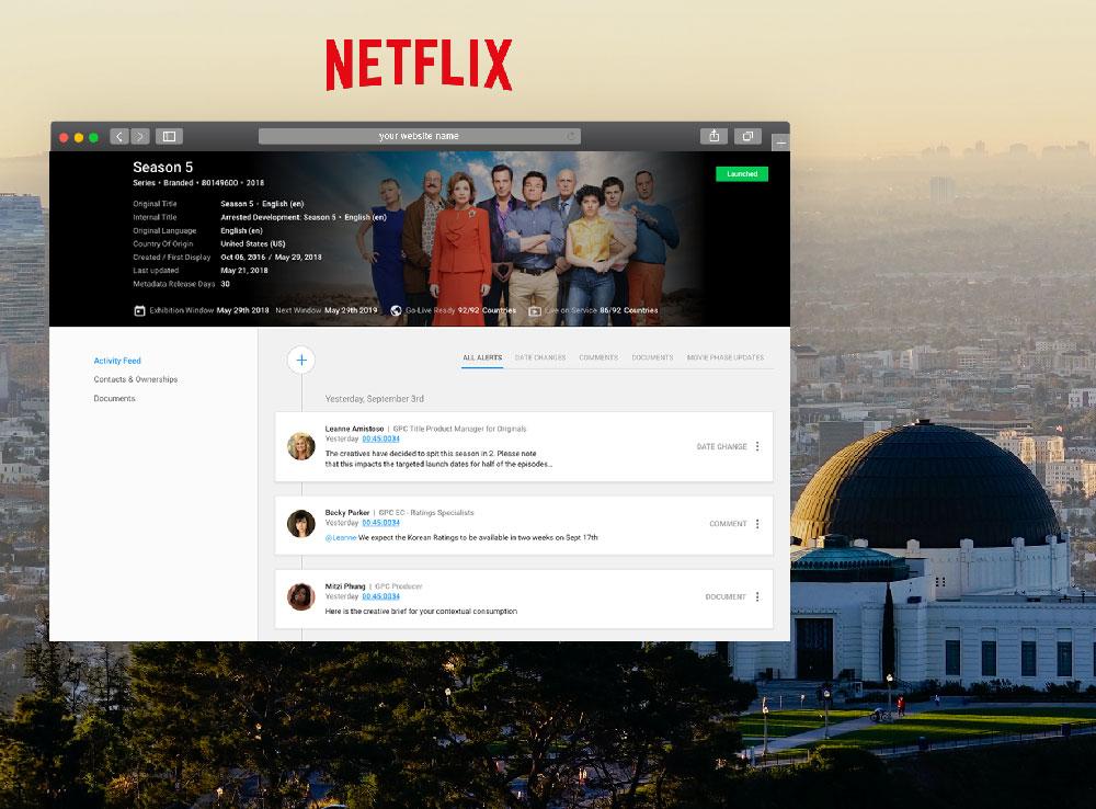 NTV – Collaboration Hub